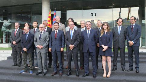 Bartomeu toma posesión como presidente del Barcelona