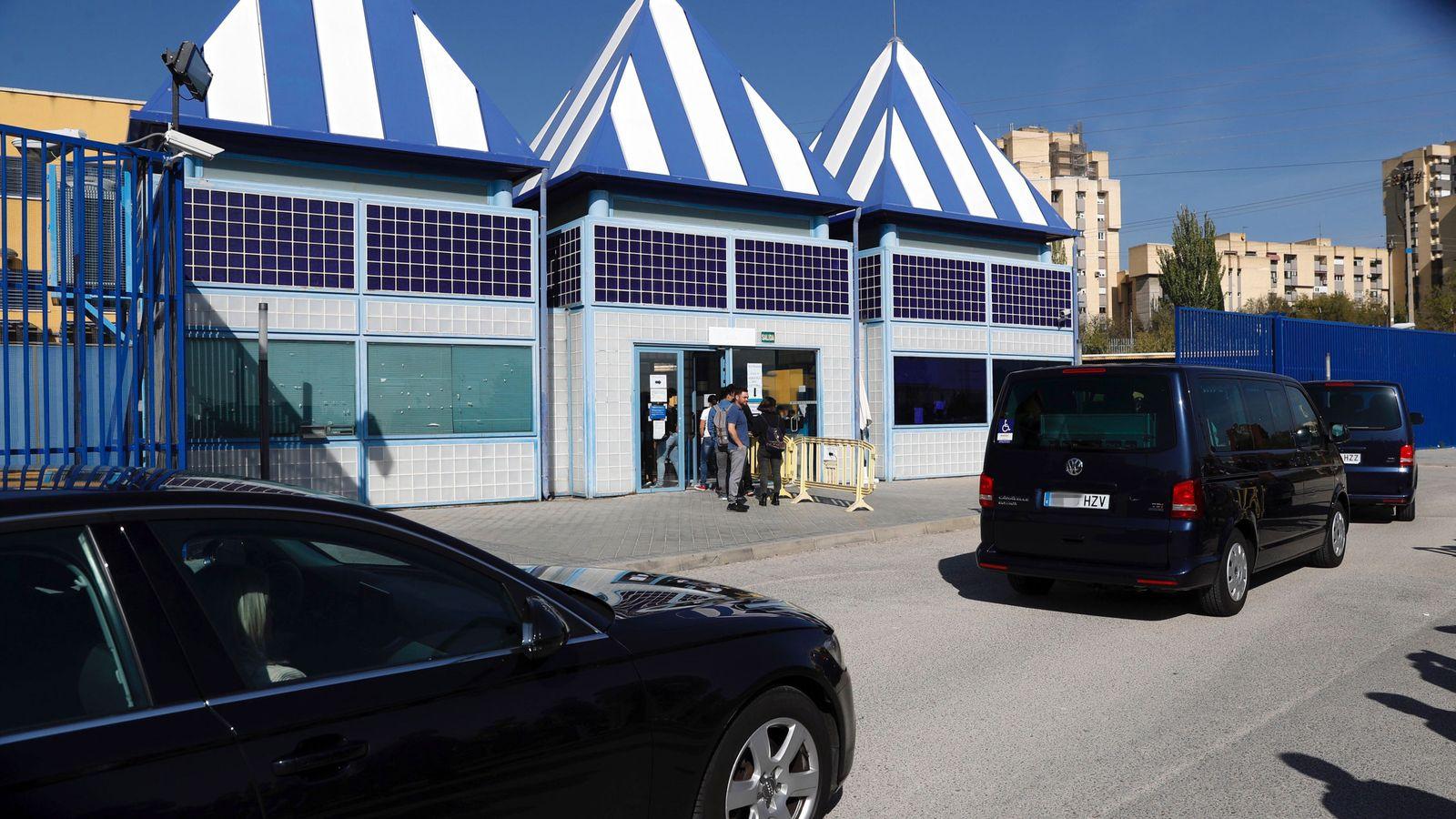 Foto: Instalaciones del Centro de Internamiento de Extranjeros (CIE) de Aluche, en Madrid. (EFE)