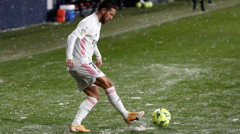 Al Real Madrid se le congela el gol y Zidane carga contra la Liga por jugar el partido (0-0)