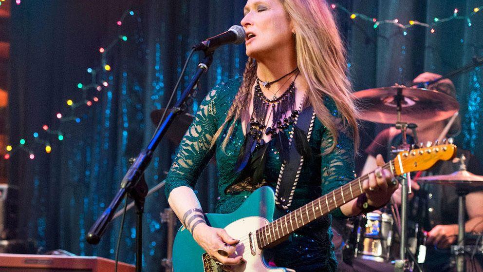 Meryl Streep rejuvenece en cuerpo y alma como rockera
