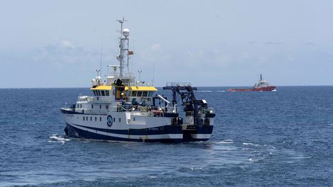 El buque que encontró a Olivia finalizará el jueves la búsqueda de su padre y su hermana