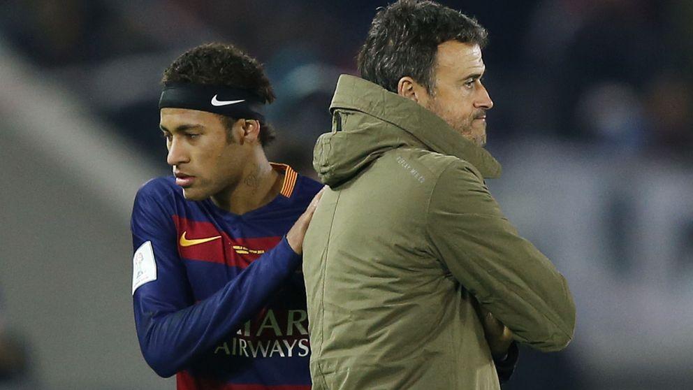 Luis Enrique: ¿Neymar al Madrid? No valoro rumores, sería muy aburrido