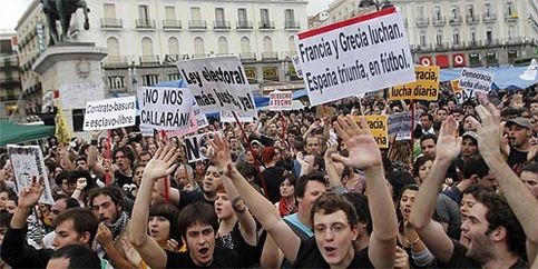 La revuelta revienta las elecciones con movilizaciones todo el fin de semana