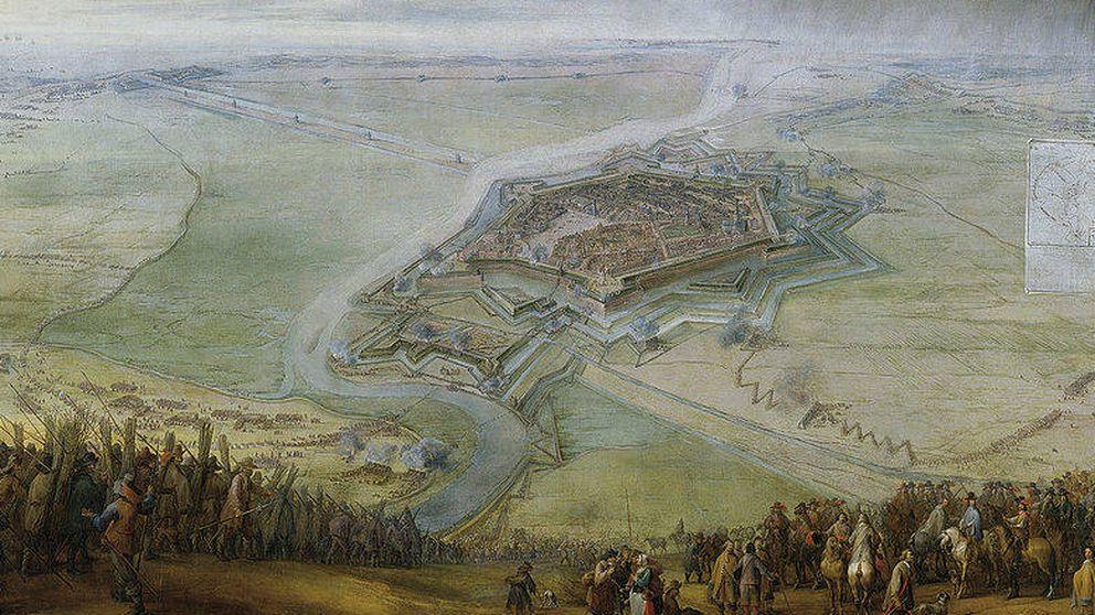 La batalla entre España y Francia que tuvo un resultado atroz  para ellos