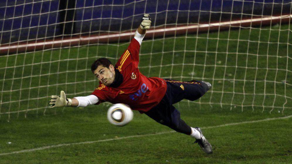 Selección Española de Fútbol: La selección española dice