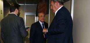 Post de La pataleta que esconde el objetivo de Florentino con el Madrid de baloncesto