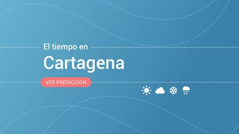 Previsión meteorológica en Cartagena: alerta amarilla por fenómenos costeros
