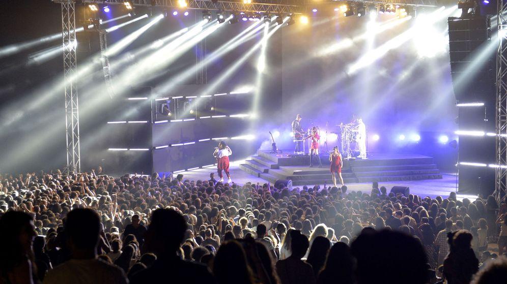 Foto: Imagen de un concierto. (EFE)