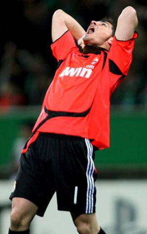 Capello quiso cambiar a Casillas por Buffon