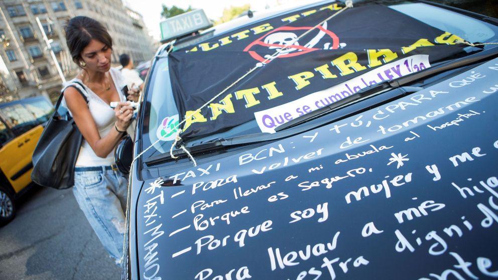 Fomento da luz verde a la Generalitat para crear la ley que liquidaría a Uber y Cabify
