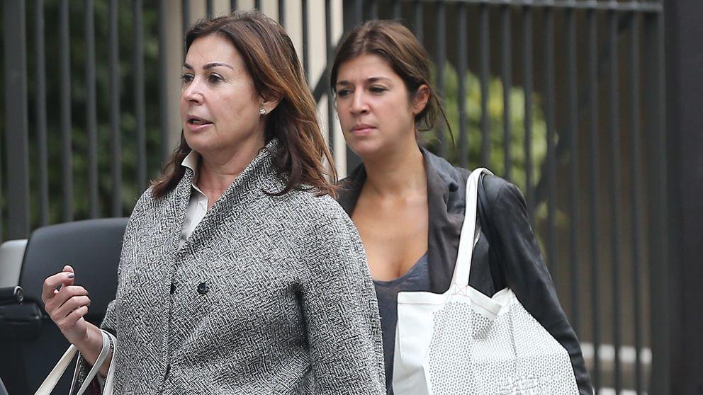 Cynthia Rossi y sus 36.000 euros de caché por amadrinar un acto