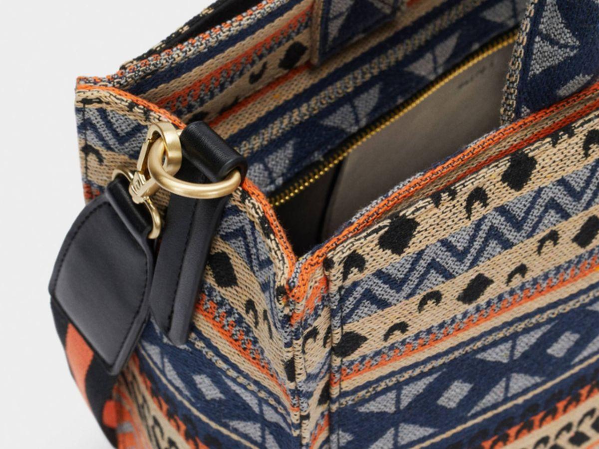 Foto: El bolso de Parfois. (Cortesía)