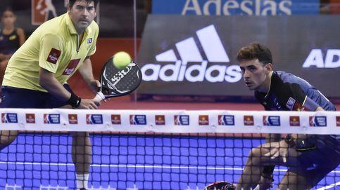 Espectáculo total y máxima emoción en la recta final del Sevilla Open