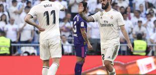 Post de La diferencia de trato entre Bale e Isco que no entiende Zidane en el Real Madrid
