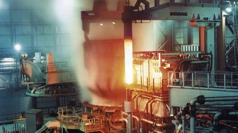 Bankinter pone en cuarentena a Arcelor y Acerinox, que agonizan con la corrección