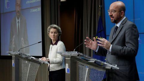 Pesimismo y alerta entre los líderes de la UE ante las nuevas variantes de covid