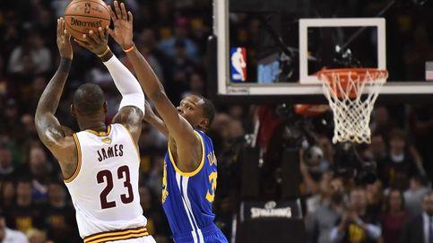 Final NBA. Capítulo III. Kevin Durant es demasiado para los Cavaliers