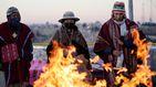 El Año Nuevo Andino 5528 se celebra en Bolivia con restricciones por el covid