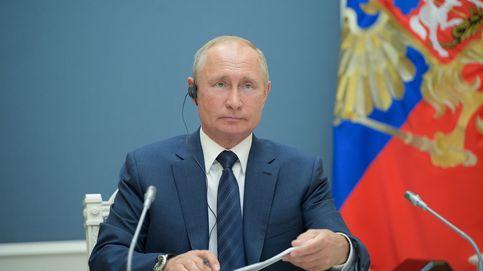 El 76,4% apoya la reforma constitucional que permitirá a Putin seguir al frente de Rusia