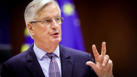 Barnier propone bloquear la llegada de inmigrantes a Francia durante años