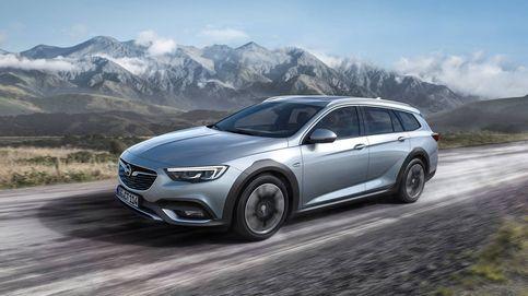 Opel completa su gama Insignia con el todocamino Country Tourer