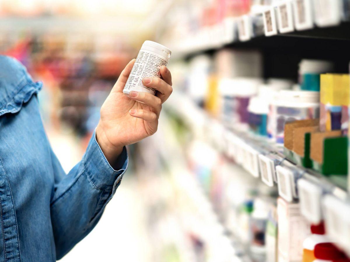 Foto: Compra de un suplemento alimenticio. (iStock)