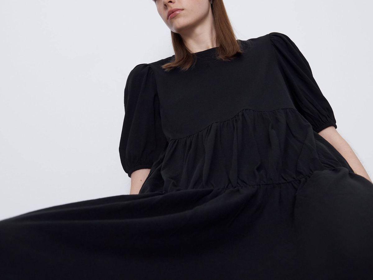 Foto: Este es el vestido que Zara vende por 8 euros (Cortesía)