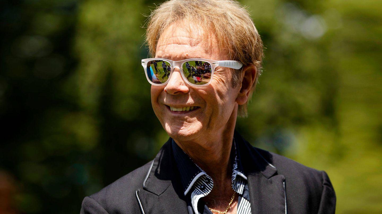 Cliff Richard, en una imagen reciente. (Getty)