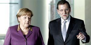 El 'virus español' quiebra los mercados y rompe a Europa en dos