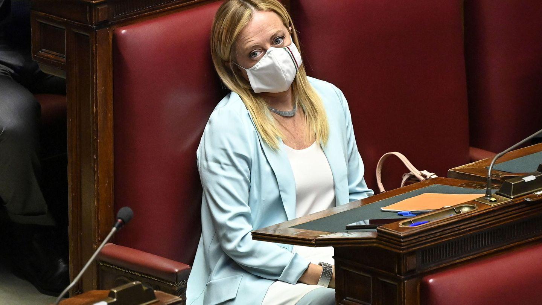 Giorgia Meloni. (Reuters)