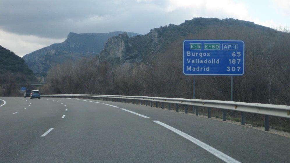 Foto: Autopista AP-1 de Itínere