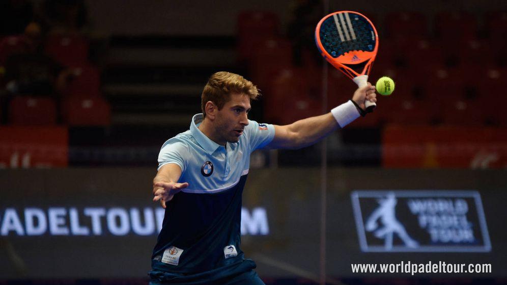Foto: Las imágenes de los octavos de final del Estrella Damm Zaragoza Open
