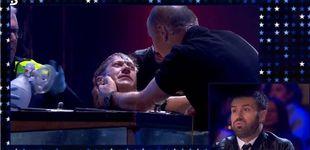 Post de 'Got Talent': Pedro Volta, al borde de la muerte tras sufrir un síncope en directo