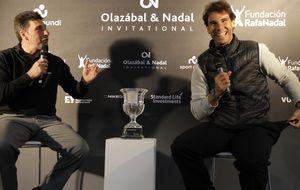 Nadal apoya a Llagostera: El que juega dobles no necesita doparse