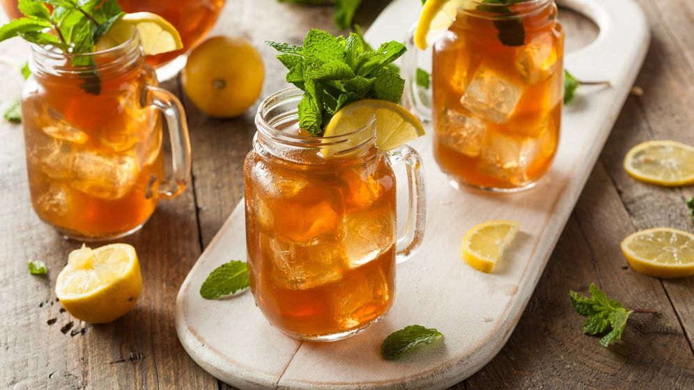 Foto: El té, ya sea verde, negro o de jengibre, ayuda a perder peso (iStock)