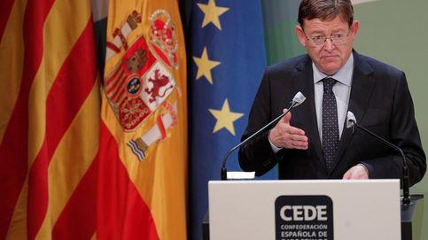 Ximo Puig no espera al consenso y lleva al TSJ valenciano un toque de queda nocturno