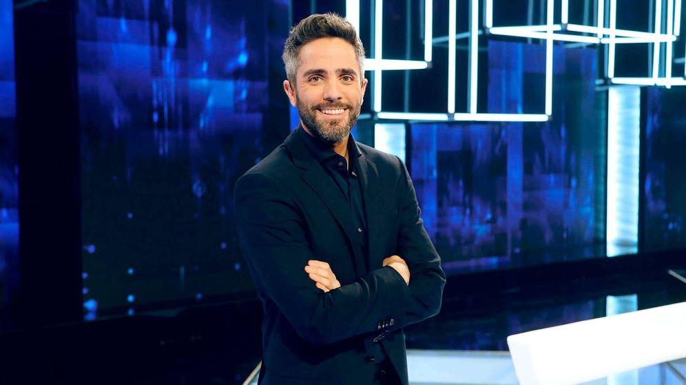 Foto: El presentador Roberto Leal. (José Irún / TVE)