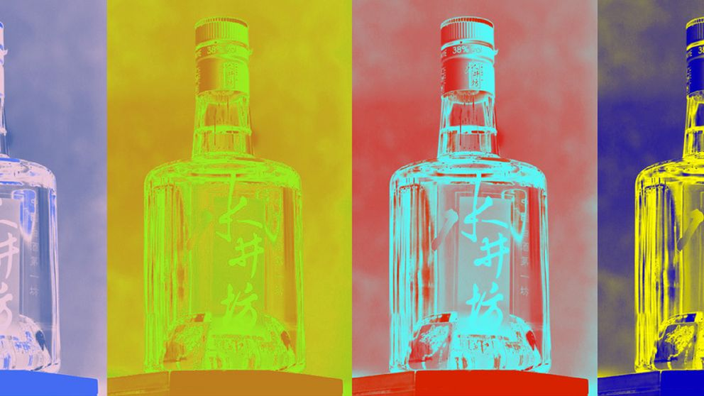 El Baijiu: el alcohol más poderoso