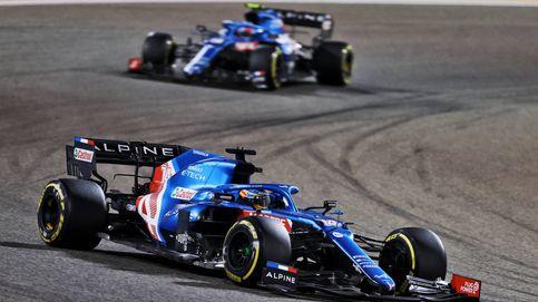 Y te late el corazón más rápido.... El 'otro' Fernando Alonso que ha vuelto a la Fórmula 1