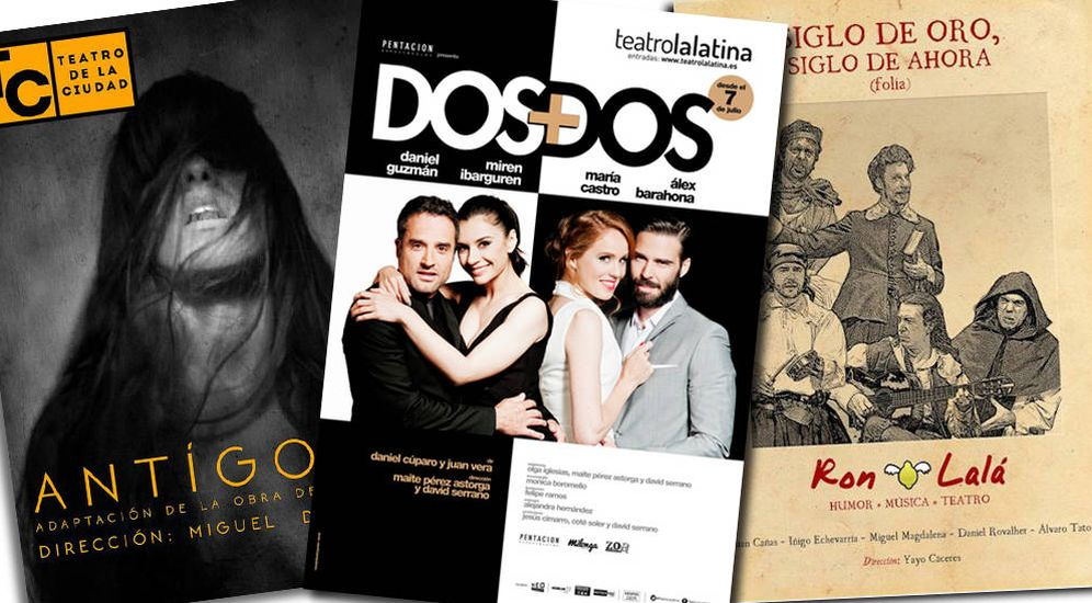 Foto: ¡El teatro no cierra! Todos los planes de Madrid en agosto