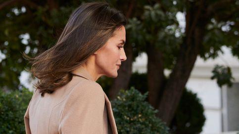Letizia pierde 'punch': el look más flojito que le hemos visto a la Reina