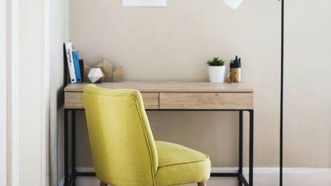 5 escritorios pequeños, prácticos para montar tu oficina en casa