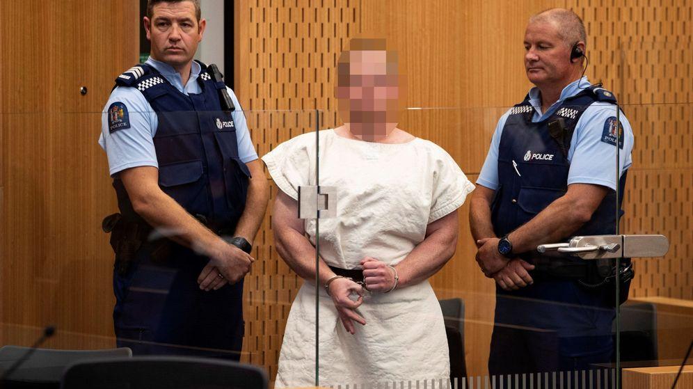 Foto: Foto de archivo de Brenton Tarrant, el autor del ataque contra dos mezquitas en Nueva Zelanda. (EFE)