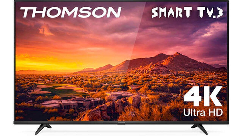 Smart TV LED 50'' THOMSON 50UG6300