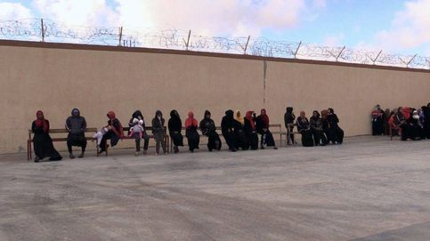 La prisión de las mujeres de DAESH