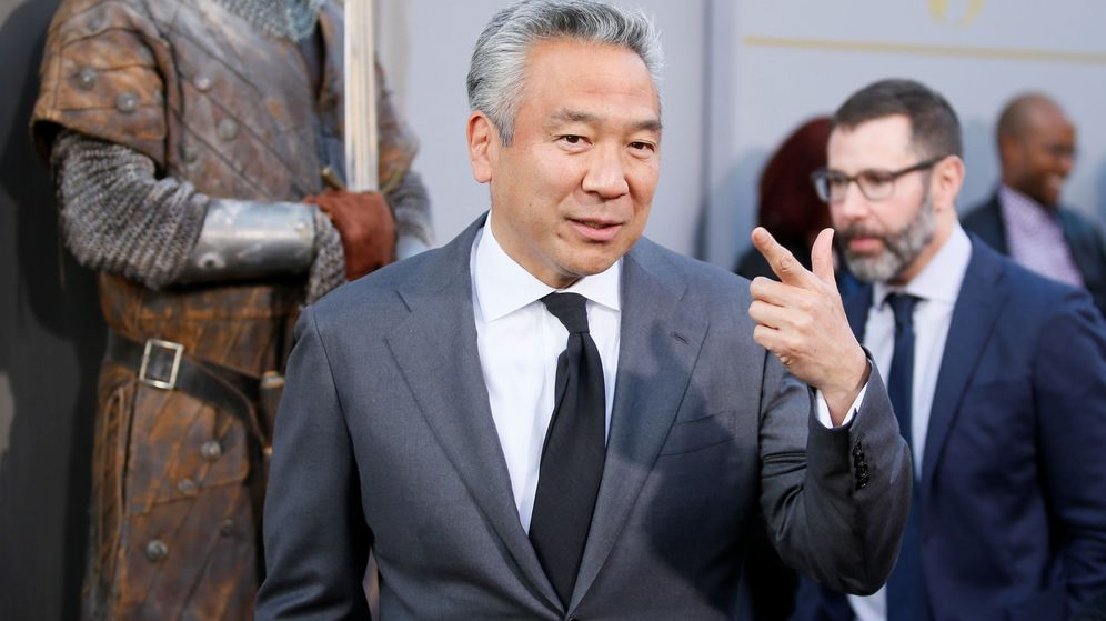 Foto: Kevin Tsujihara en 2017 (Reuters)