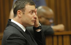 Pistorius, culpable de homicidio involuntario por la muerte de su novia