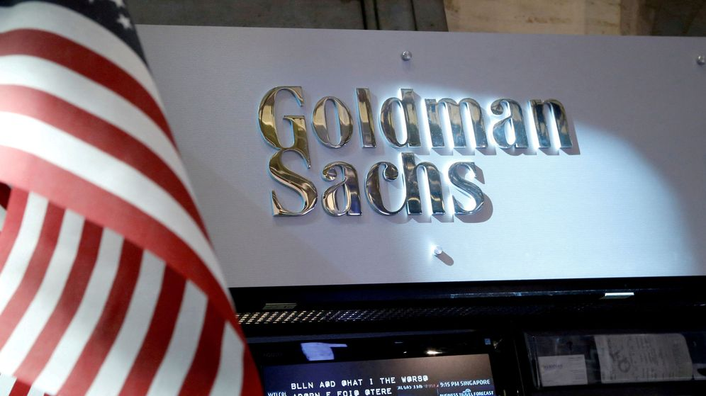 Foto: Goldman Sachs. (Reuters)