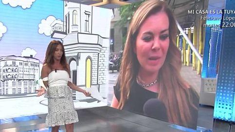 María Patiño se venga de María José Campanario en 'Socialite'