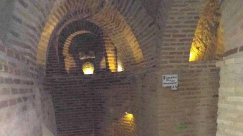 El exalcalde que enterró 18 millones en cuevas que se hunden, cruces y ermitas